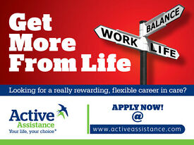 Support Workers / Live-in Personal Healthcare Assistants - Bridport