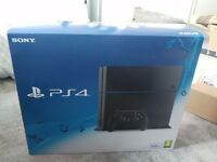 Playstation 4 Ps4 CUH-1216A 500GB Immaculate Condition NEW CONTROLLER/CABLES/HEADPHONES Box included