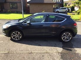 DS4 DStyle Hdi, Full service history, 1 previous owner, metallic blue, Panoramic windscreen, px
