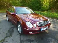 MERCEDES E320 CDI ESTATE 2004 (54) DRIVES PERFECT