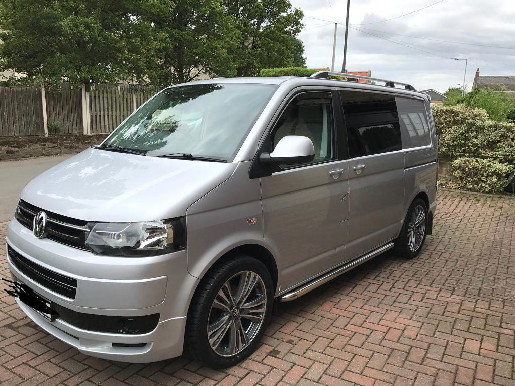 b72079a1c5 VW Transporter Campervan Low Mileage SWB
