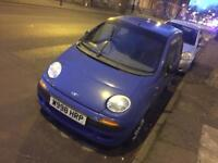 Daewoo Matiz 0.8 PLEASE READ DESCRIPTION