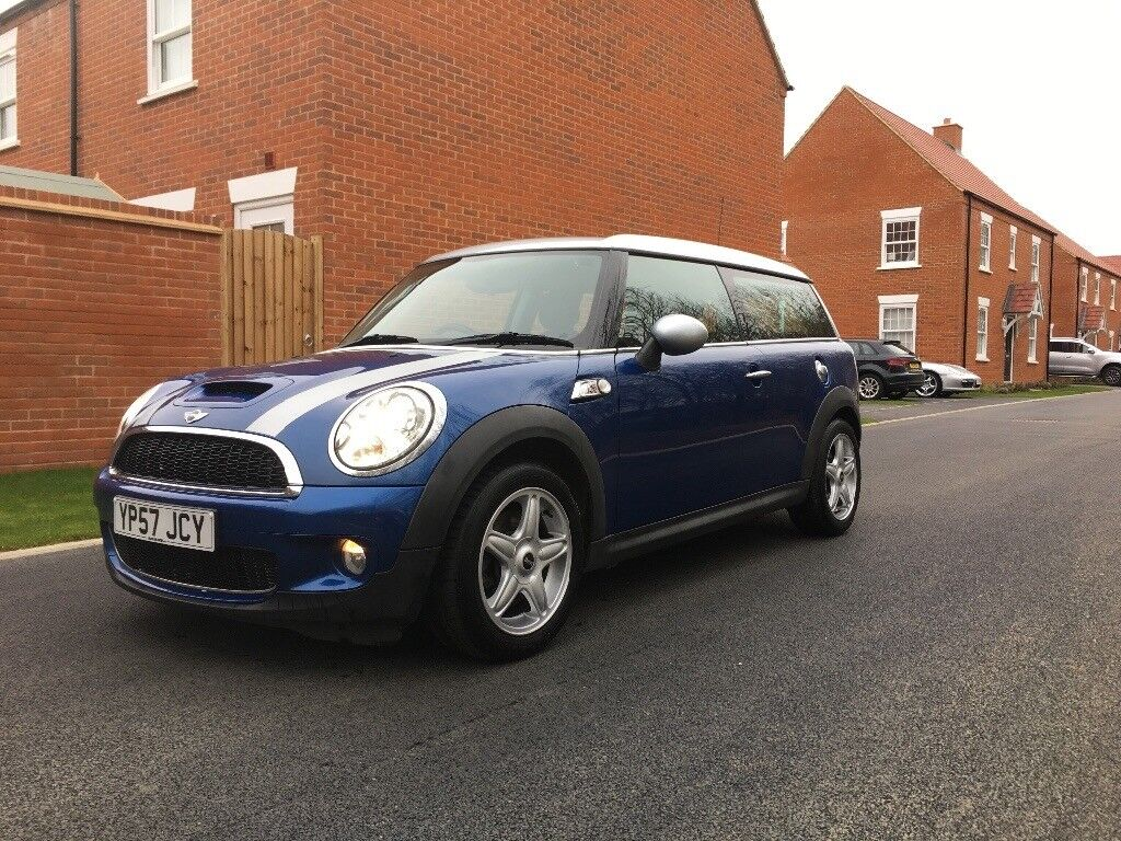 Mini Clubman Cooper S Fsh Immaculate Low Millage