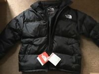 The North Face woman's Nuptse Down Jacket