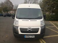 Citroen Relay 2.2 HDi LWB Great Condition QUICK SALE NEEDED NO VAT