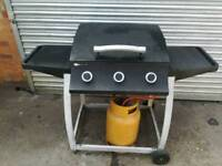 Family sized Gas barbecue bbq