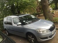 Skoda Roomster 1.2 Tsi Manual petrol