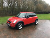 Mini one 1.6, 2004, 78000 miles OPEN TO OFFERS