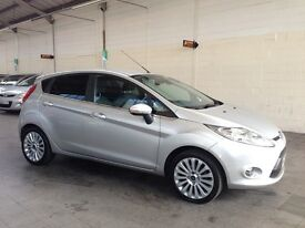 Ford Fiesta 1.4 Titanium 5dr ++ FULL SERVICE HISTORY ++