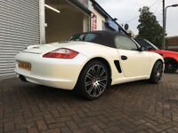 2006│Porsche Boxster 2.7 987 Convertible Tiptronic S 2dr│1 Onwer From New│Full Service History