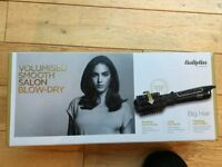 Babyliss Volumised Smooth Salon Blow-Dry (Big Hair) Hot Air Brush (Holmes Chapel/Goostrey)