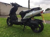 56 plate scooter, spare or repair READ ADD swap mini Moti
