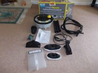 Earltex complete steam cleaner