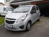 Chevrolet Spark 1.0 2012 Excellent driver, Economical