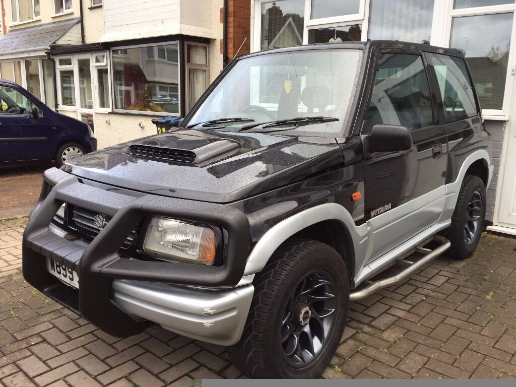 2000 suzuki vitara 1 6 3 door 4x4 very low 44 000 warranted mileage very good condition for age. Black Bedroom Furniture Sets. Home Design Ideas