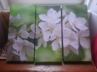 Set of 3 Next Canvas Prints