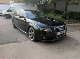 Audi A4 Avant Sline Special Edition