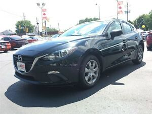 2014 MAZDA MAZDA3 GX-SKY- FRONT WHEEL DRIVE, KEYLESS IGNITION, S