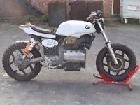 BMW K75 CUSTOM BUILT FLAT TRACKER / CAFE RACER / STREET SCRAMBLER