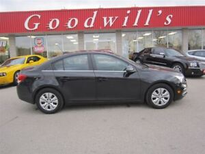 2016 Chevrolet Cruze LIMITED! CLEAN CARPROOF! BLUETOOTH!