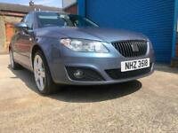 2010 SEAT EXEO 2.0 TDI CR SPORT NOT AUDI A4 A3 FORD MONDEO FOCUS
