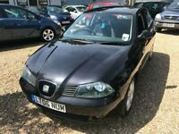 SEAT IBIZA 1.4 16v Sport 3dr (black) 2006