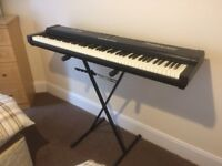 Studiologic SL990 Electronic Midi Keyboard and accessories - Excellent Condition