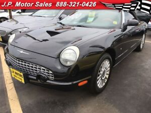 2004 Ford Thunderbird Premium, Automatic, Leather, Convertible