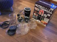 Black Nutribullet 600 series