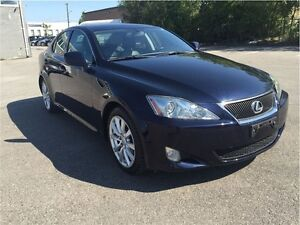 2008 Lexus IS 250 Leather &Sunroof