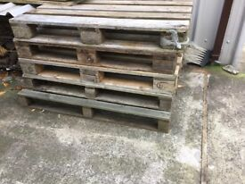 FREE FIRE WOOD HALLOWEEN USE FIRE STOVE ETC / PALLETTS 07808077174