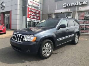 2010 Jeep Grand Cherokee Limited 4WD AUCUN ACCIDENT, TRES PROPRE