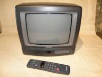 "TOMSON 10"" Portable TV 12/24 DC -240 AC"