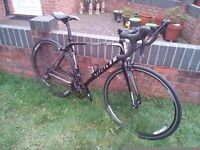 Light weight Giant Defy 3 Road Bike. Medium 50cm Frame.18 speed. Sora groupset.
