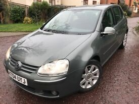 Volkswagen Golf 2.0 TDI GT 5dr,service history,3 owners,hpi clear,long mot