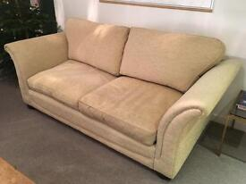 FURTHER REDUCED!! 3 Seater DFS Sofa Bed