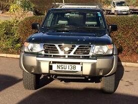 Nissan Patrol 2953 diesel manual 4 X 4