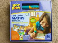 Hot Dots Lets learn Maths