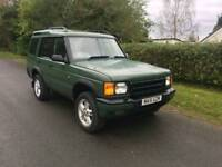 2002 Discovery Td5 gs Auto