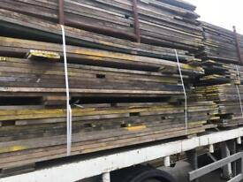 🌻 SCAFFOLD BOARDS/ PLANKS ~ USED ~ VARIOUS SIZES