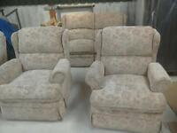 1 + 1 + 2 reclining suite can deliver local
