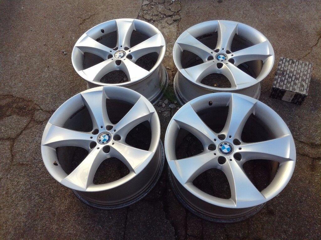Bmw X6 20 Quot 259 M Sport 5 Star Spoke Alloy Wheels E71 E72