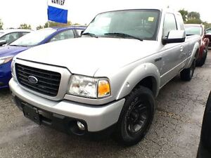 2008 Ford Ranger Sport 2WD w/ Automatic & A/C
