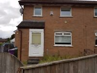 *** LET AGREED*** 2 Bed Mid Terrace House to Rent in Carntyne £550/month £127/week