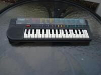 casio SA-5  SongBank Electronic Keyboard Synthesizer 100 Sounds