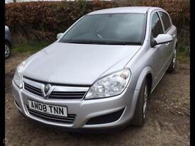 Vauxhall Astra twin port 5 door hatch back
