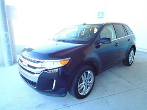 2013 Ford Edge LIMITED,AWD,CUIR,NAVIGATION
