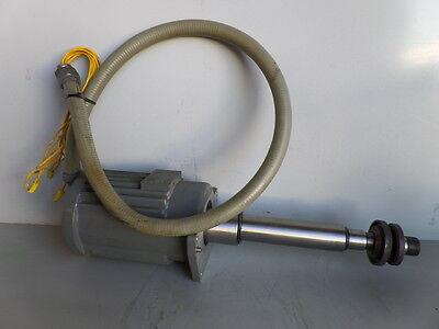 Doall Grinder Spindle Ac Motor Model Ws Frame C-42 Lot 1647m James