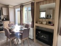 Brand New and Exclusive Caravan Holiday Home New Forest