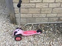 Free Scooter working fine